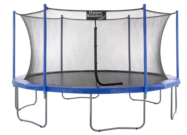 Trampoline and Enclosure Set
