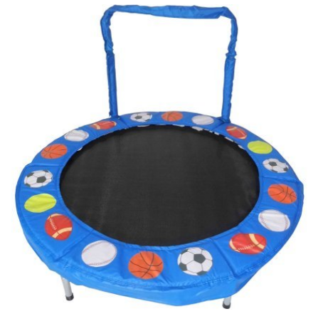 4' Bouncer for Kids