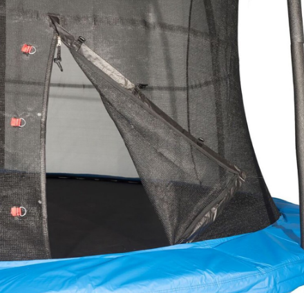 Outdoor and Safety Net Enclosure Combo